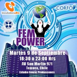 FEMPower Temuco 2014