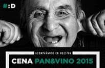 Cena Pan & Vino 2015 Temuco