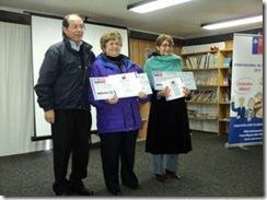 Senama y Municipio entregaron fondos de proyectos a Adultos Mayores