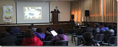 FOTO exitoso seminario apícola