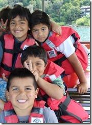 FOTO navegación lago villarrica 4