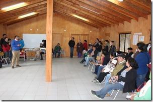 Reunión de Consulta Indígena estudio de pre factibilidad construcción conexión vial Ribera Norte Lago Villarrica (2)