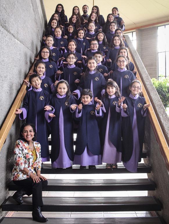 Coro de Niños del Municipal celebra un nuevo aniversario